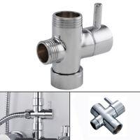 Diverter Valve Part Water Shower Segregator Handheld Replacement Round 3Way Tool