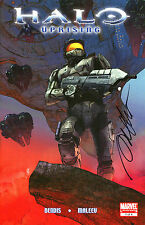 HALO UPRISING #1 SIGNED BY ARTIST ALEX MALEEV