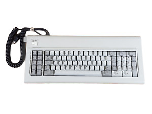 IBM 1503206 Model F 5150 PC XT PBT Keycap Mechanical Type Keyboard Great Cond.