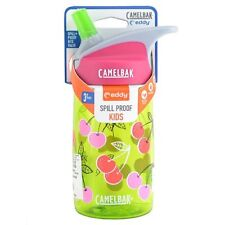 CamelBak Eddy Kids Water Bottle 0.4L, Cherries