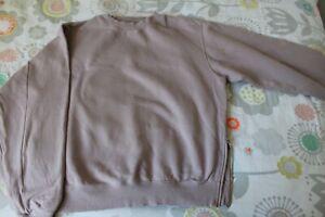 Assembly Label sweatshirt/top size 6 (but would suit size 8-10)