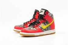 NIKE Dunk HIGH Reptil SNAKE 42 Safari/Animal air force 1/jordan/max/supreme/3/4