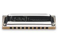 Suzuki Harmonica Manji M-20 Professional Diatonic 10-Hole Key of  F# Japanese