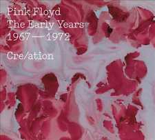 PINK FLOYD - THE EARLY YEARS 1967-1972: CRE/ATION NEW CD