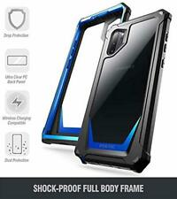 Case For Samsung Galaxy Note 10 Plus Hybrid Rugged Cover Shockproof Bumper Blue
