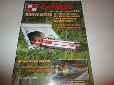 le train   244  TBE