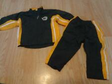 Infant/Baby Green Bay Packers 12 Mo Jacket & Pants Set Windbreaker NFL