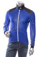 Assos Airblock 851 Blue Cycling Jacket Men's TIR Size L MINT