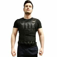 DKN 20kg Adjustable Running Weighted Jacket Strength Weight Loss Training Vest