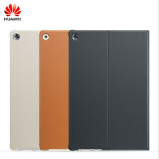 """Original For Huawei MediaPad M5 Lite 10.1"""" Smart Leather Flip Case Stand Cover"""