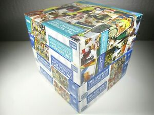 Saturday Evening Post NORMAN ROCKWELL (lot of 4) 1000 piece jigsaw puzzles