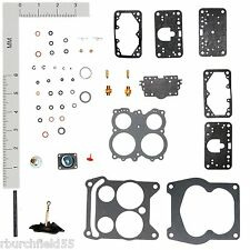 Holley 4175 Carburetor  Kit Vacuum Secondary Spreadbore Carburetors 800 650