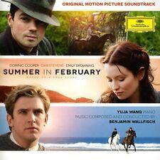 Benjamin Wallfisch, Yuja Wang - Summer in February [New CD]