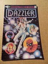 Dazzler 1 . X-Men App. Marvel 1981   -  VF