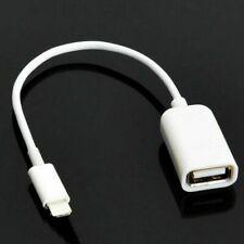 ✅USB 2.0 auf zu Lightning OTG Ladekabel Adapter Kabel für iPhone 5 5S 6S 7 Plus✅