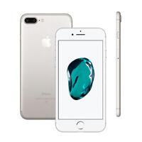 Apple iPhone 7 Plus 256GB Silber Ohne Simlock Smartphone (GSM)