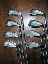 RH Ben Hogan Edge Forged Steel Iron Set APEX 3 Flex Irons 3-9 plus E wedge