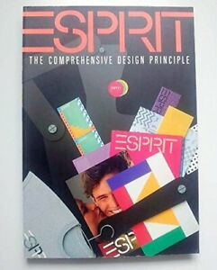 Esprit The Comprehensive Design Principle 1989 First Ed Douglas Tompkins Book FS