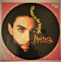 "PRINCE - Thieves In The Temple - 12"" Vinyl Picture Disc (1990)"