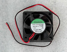"Sunon 50mm x 15mm  Fan 17 CFM Bare Leads 12"" Wires KD1205PHB1 NEW"