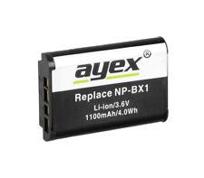 Ayex NP-BX1 LI-ION Battery for Sony Cybershot