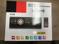 CAR MP3 PALYER USB AUX MP3 AM FM COMPACT PLAYER