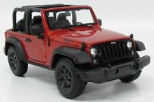 MAISTO 1:18 SPECIAL EDITION 2014 JEEP WRANGLER WILLYS EDITION DIECAST 31610COP