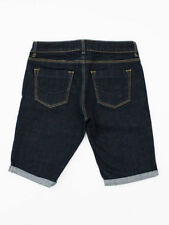 Patternless Ultra Low Rise Regular Size Shorts for Women