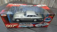 Aston Martin DB5 James Bond 007 Joyride ERTL 1:18 1965 No Time To Die Toy Car