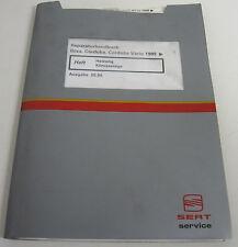 Werkstatthandbuch Seat Ibiza Cordoba Vario Heizung Klimaanlage Klima Anlage 1999