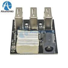9V/12V To 5V 8A USB Power Bank Step-Down Boost Module MiNi 3 USB Charging Module