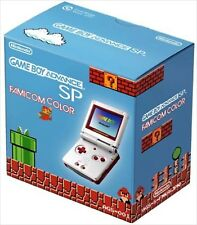 Nintendo Game Boy Advance SP Famicom Color Console System GBA Japan Import New