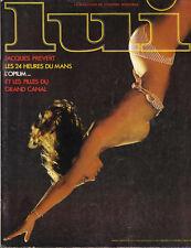 Lui n°113 06/1973