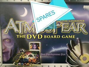 AtmosFear the Gatekeeper DVD Board Game *Choose Your Spares from the Drop-down*