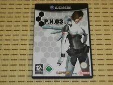 P.n.03 product number pn p n para GameCube * embalaje original *