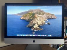 "Apple iMac 27"" (Late 2013) 3.2GHz i5, 16Gb Memory, 1TB - NEW SCREEN + HD 2016"