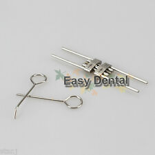 10 Packs Dental Orthodontic Expansion Screws for frame type-11mm NEW