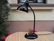 Orig. Kaiser Idell Schreibtisch Tisch Lampe um1930 Entw Christian Dell Mod. 6556