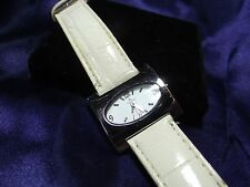 Woman's Louis Arden Watch with Cream Band**Nice** B16-1122