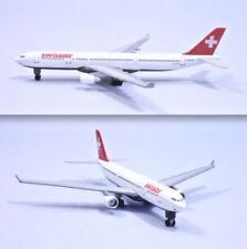 SWISSAIR - Airbus A300-200 - Scala 1:500 - Metal