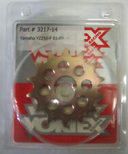 Vortex Motorcycle Front Sprocket Steel 3217-14 Yamaha YZ125 YZ250 WR250