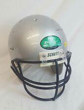 Schutt recruit yfs Football helmet youth large silver grey gray