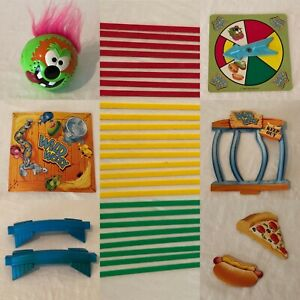 Wild Wooly Board Game 1994 Replacement Parts Pieces Choice Spinner Ball Bars