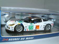 1/43 Spark Chevrolet Corvette C6.R LMGT 1 (2nd), 2009 Le Mans. #73.