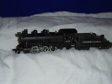American Flyer HO 433 PRR Steam Locomotive with Smoke