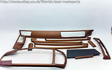 BMW E65 E66 730d FL (2P) 7 SERIES INTERIOR / DASH WOOD TRIM SET