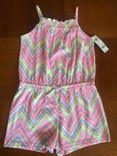 oshkosh bgosh nwt girl 4T Multicolored romper
