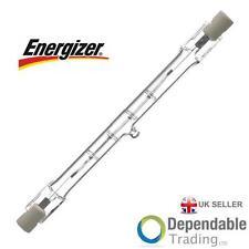 ENERGIZER Ampoule linéaire halogène 118mm 200W = 150W économie d'énergie R7s