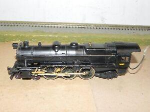 Penn Line HO K-4  4-6-2 Pacific Pennsylvania PRR Steam Locomotive RUNS WELL