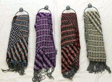 Écharpes et châles multicolore en polyester pour femme